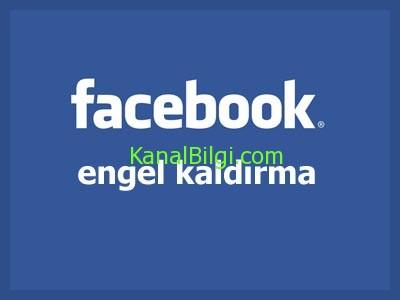 facebook-engel-kaldirma